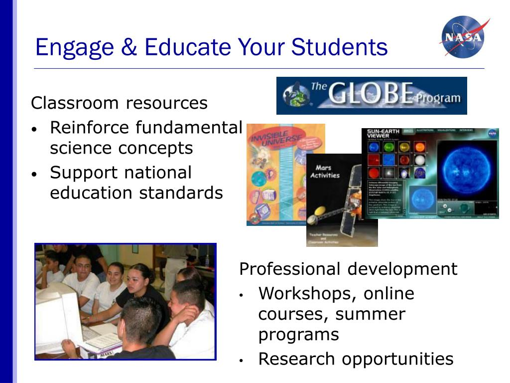 Engage & Educate Your Students