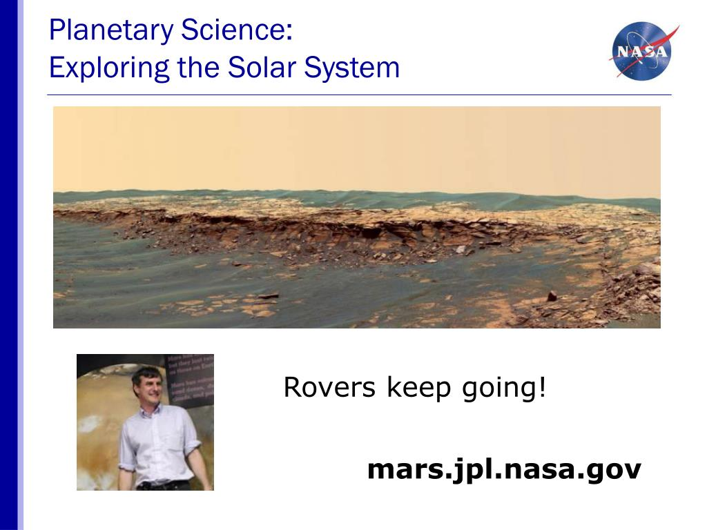 Planetary Science: