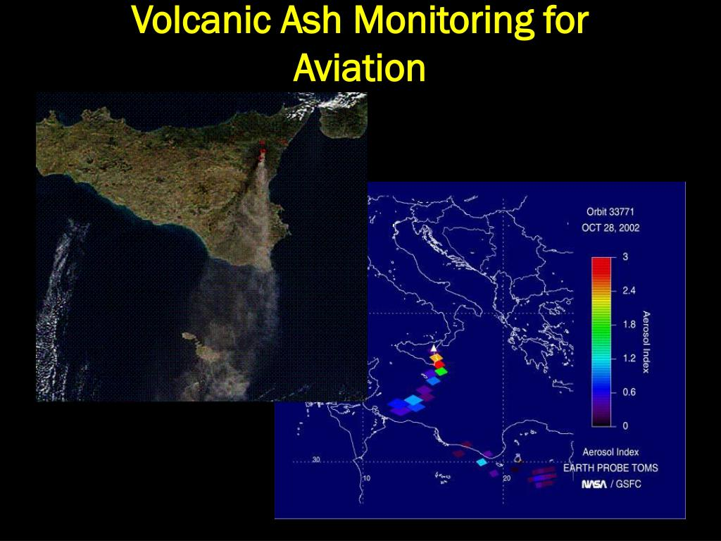 Volcanic Ash Monitoring for Aviation