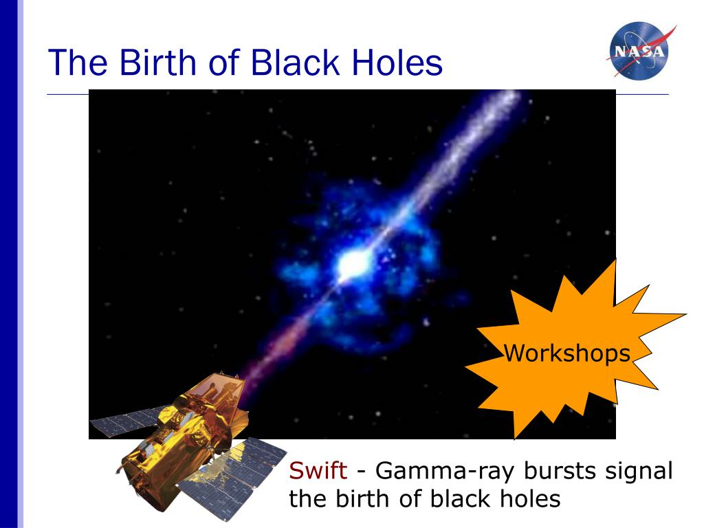 The Birth of Black Holes