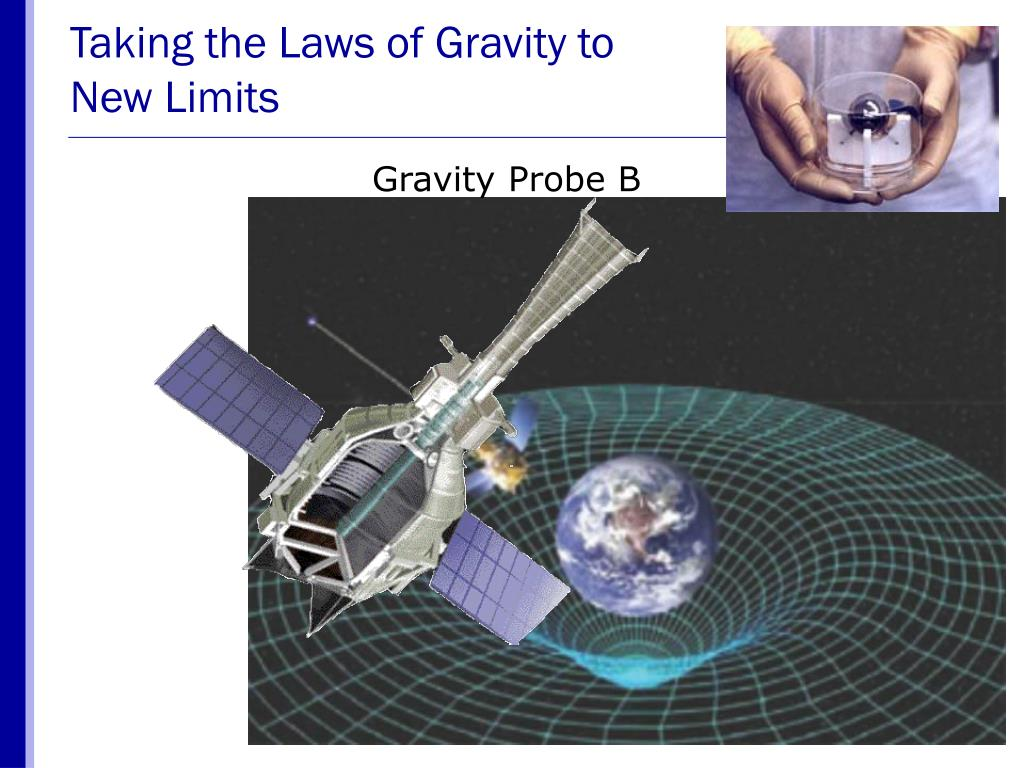 Taking the Laws of Gravity to New Limits