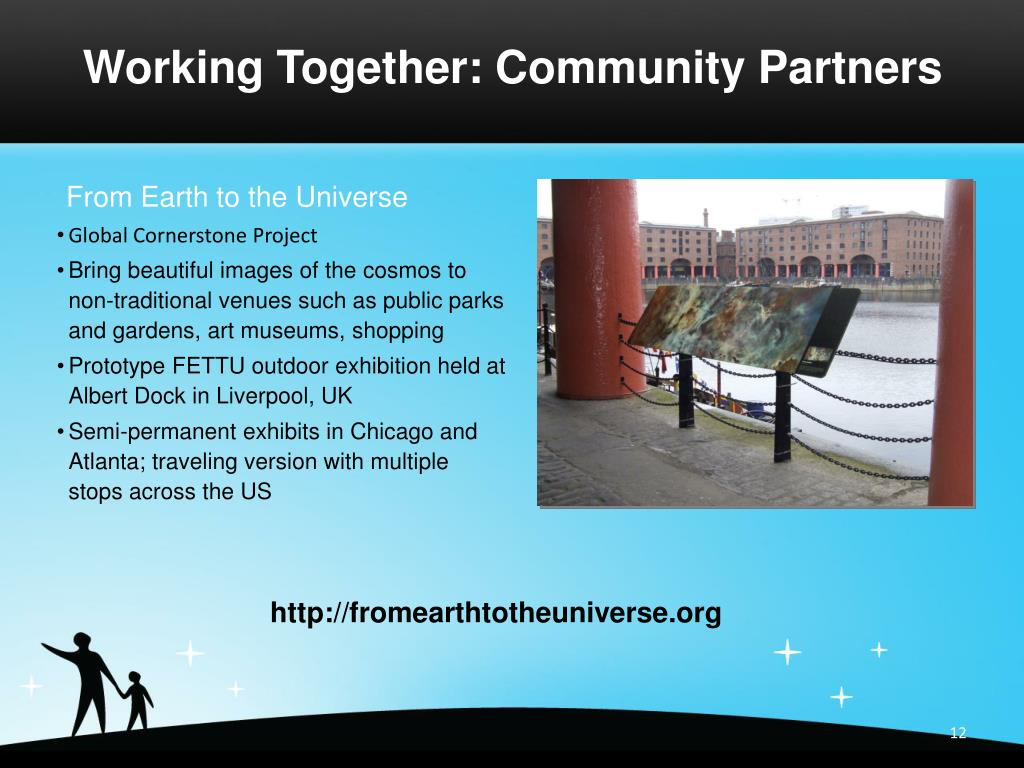 Working Together: Community Partners