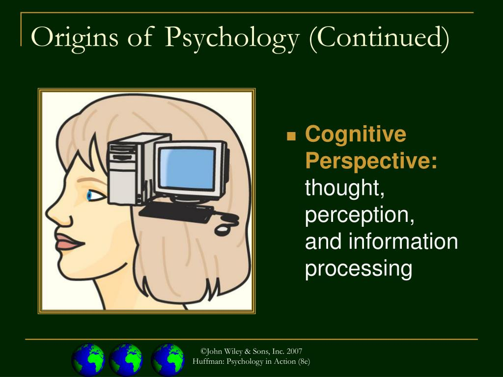 Cognitive Perspective: