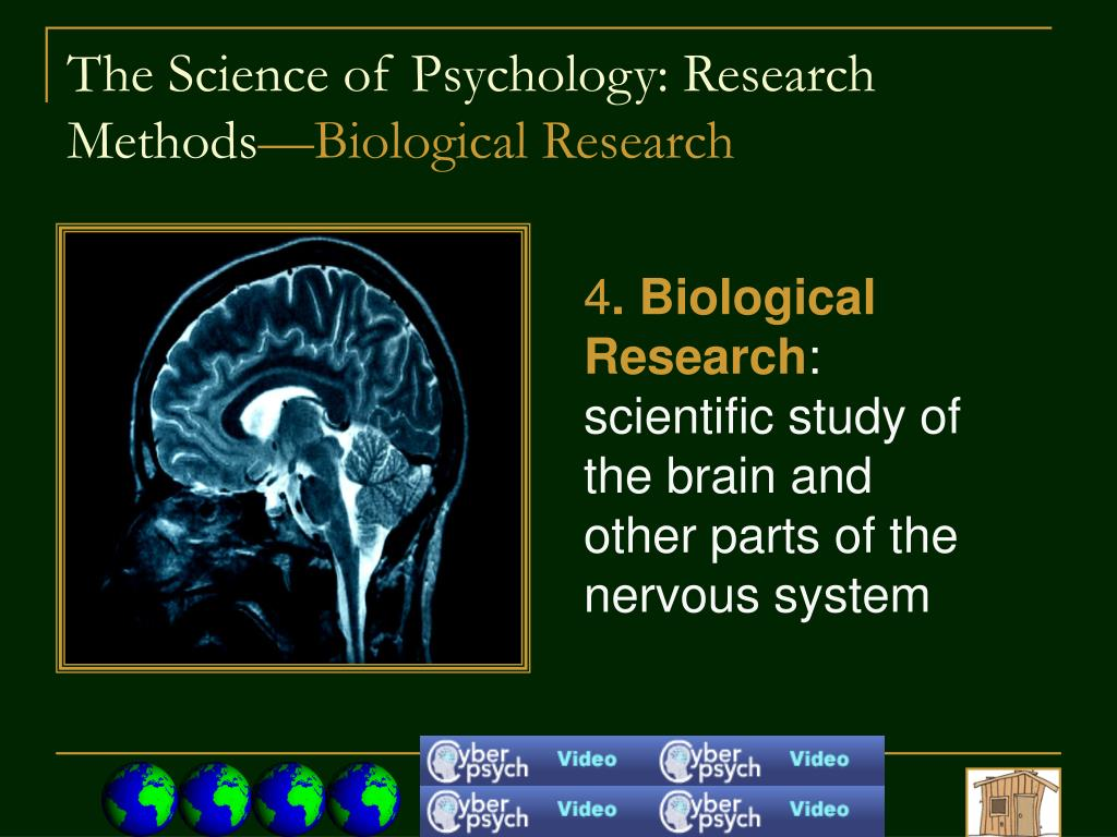 The Science of Psychology: Research Methods