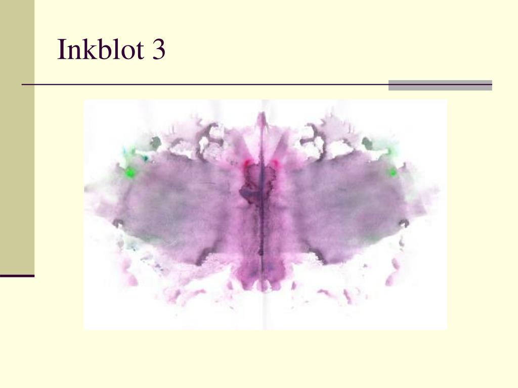 Inkblot 3