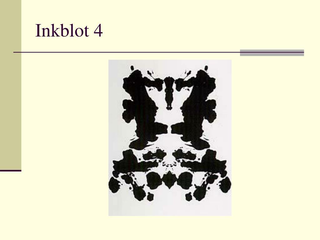 Inkblot 4