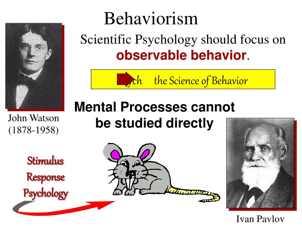 Psych     the Science of Behavior