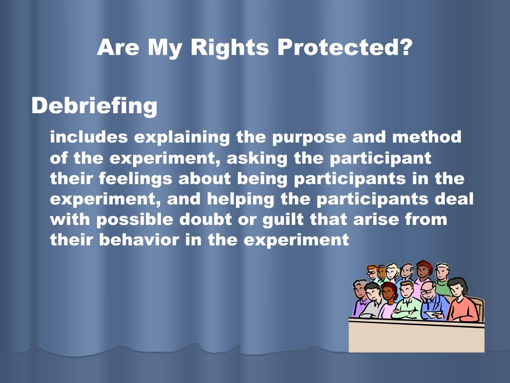 Are My Rights Protected?