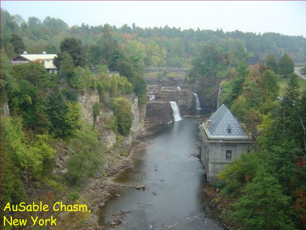 AuSable Chasm,