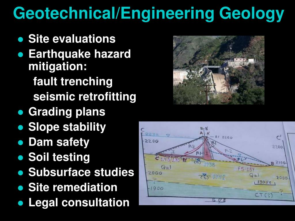 Geotechnical/Engineering