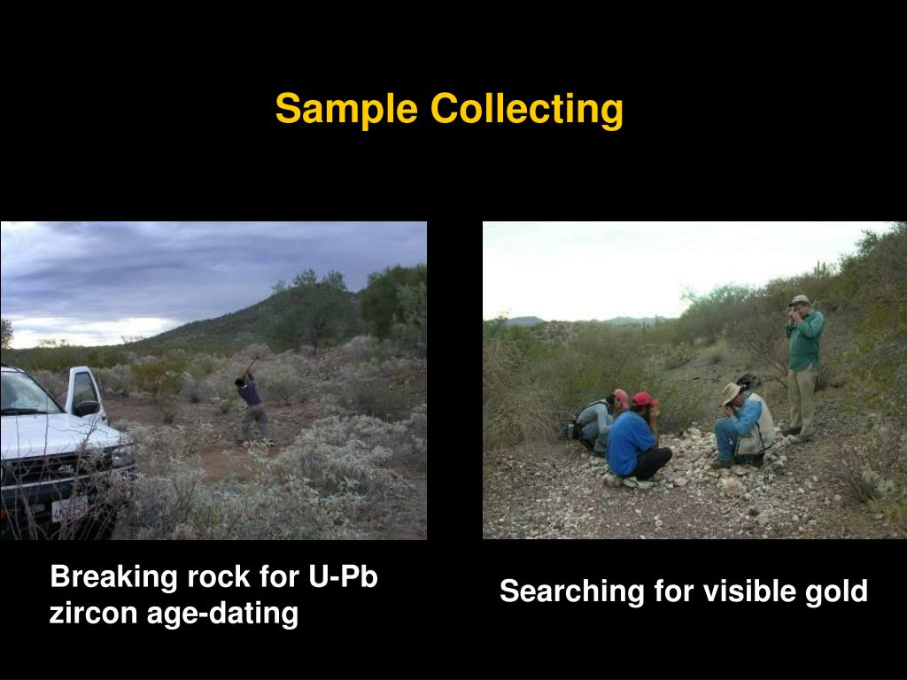 Sample Collecting