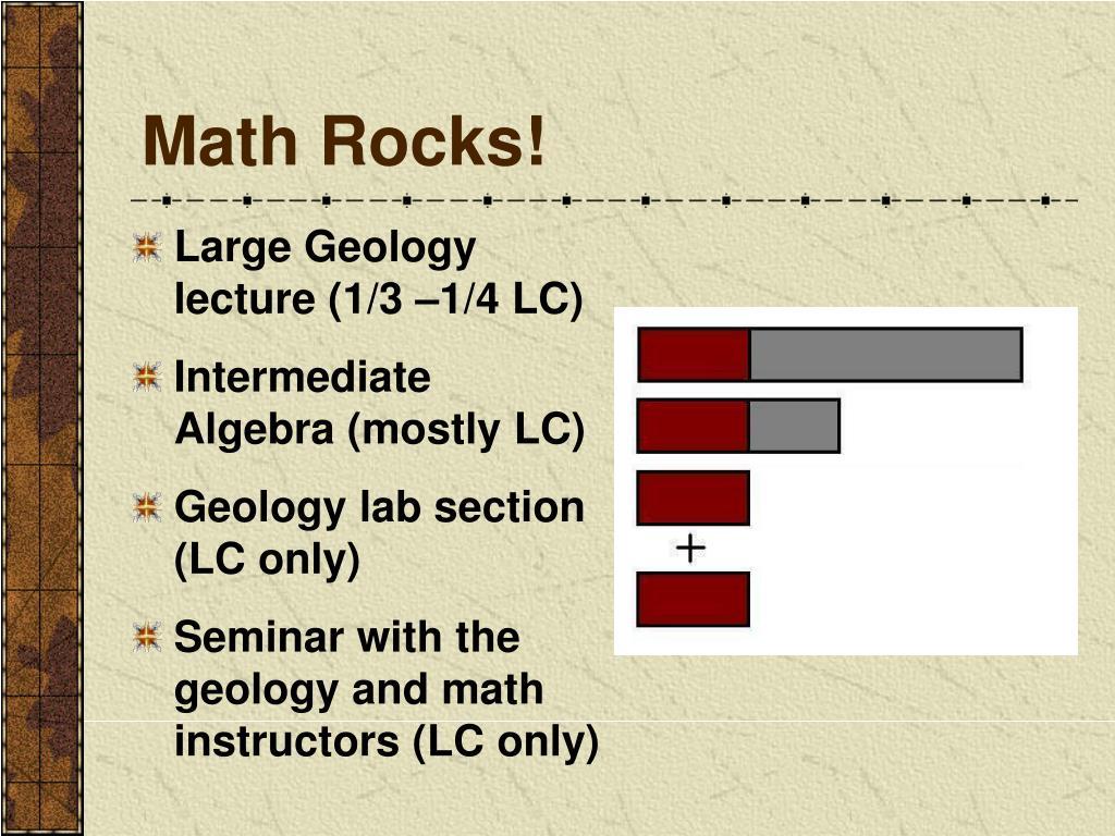 Math Rocks!