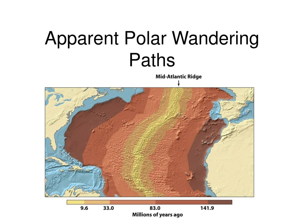 Apparent Polar Wandering Paths