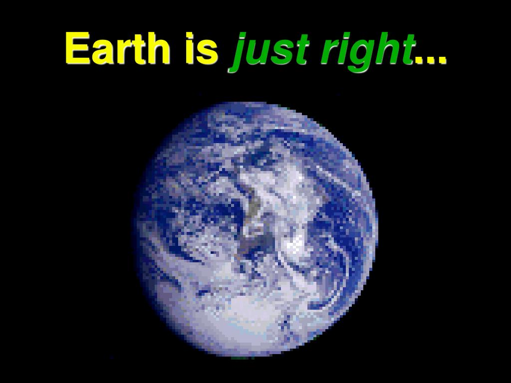 Earth is