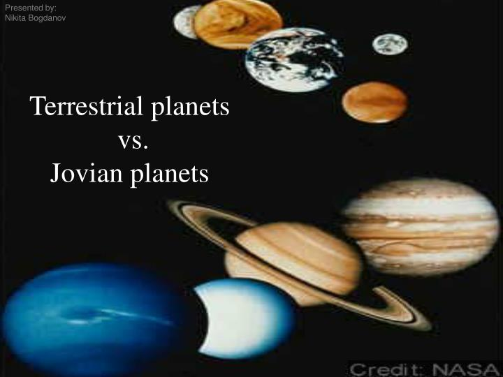which planets are terrestrial - photo #30