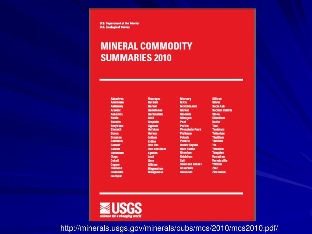 http://minerals.usgs.gov/minerals/pubs/mcs/2010/mcs2010.pdf/