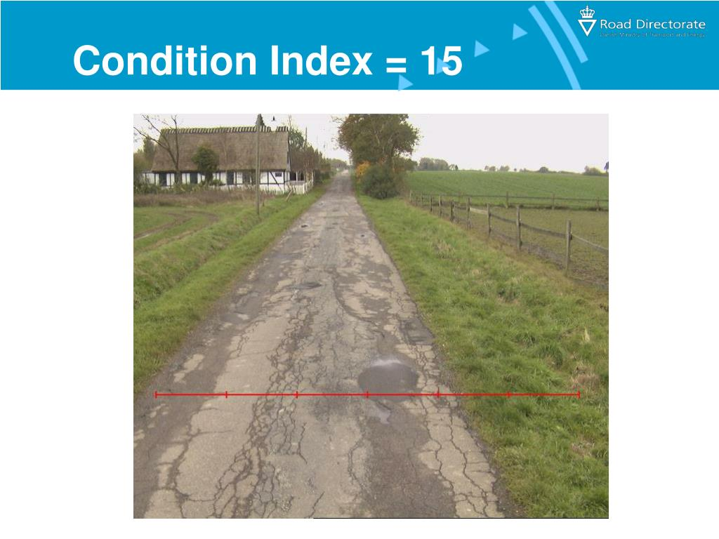 Condition Index = 15