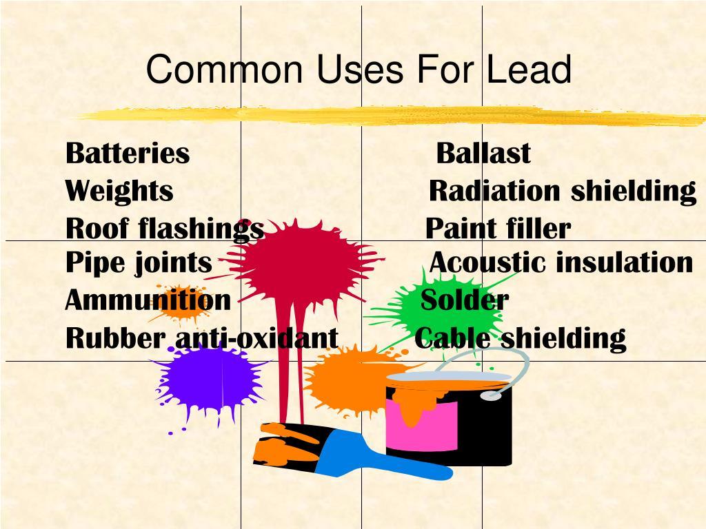 Ppt Lead Hazard Training Powerpoint Presentation Id 772646