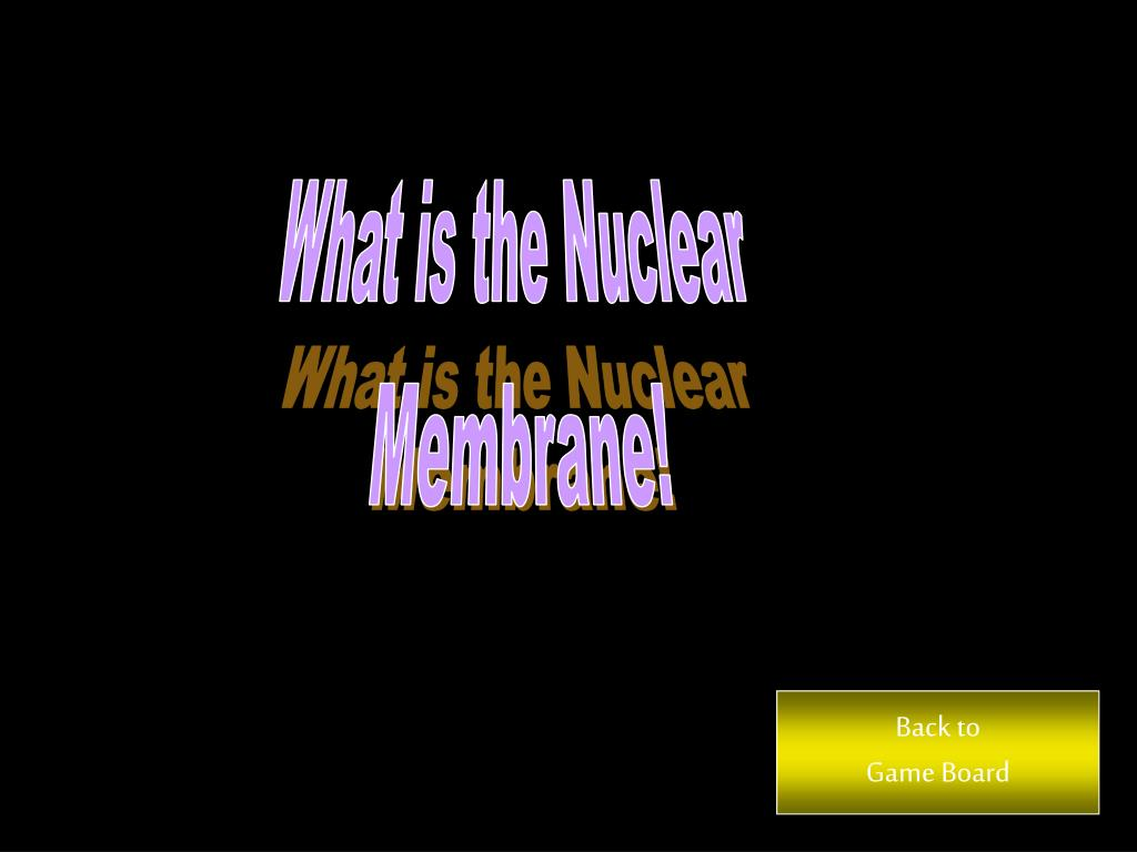 What is the Nuclear