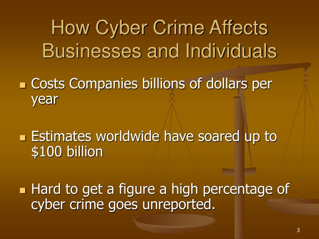 How Cyber Crime Affects Businesses and Individuals
