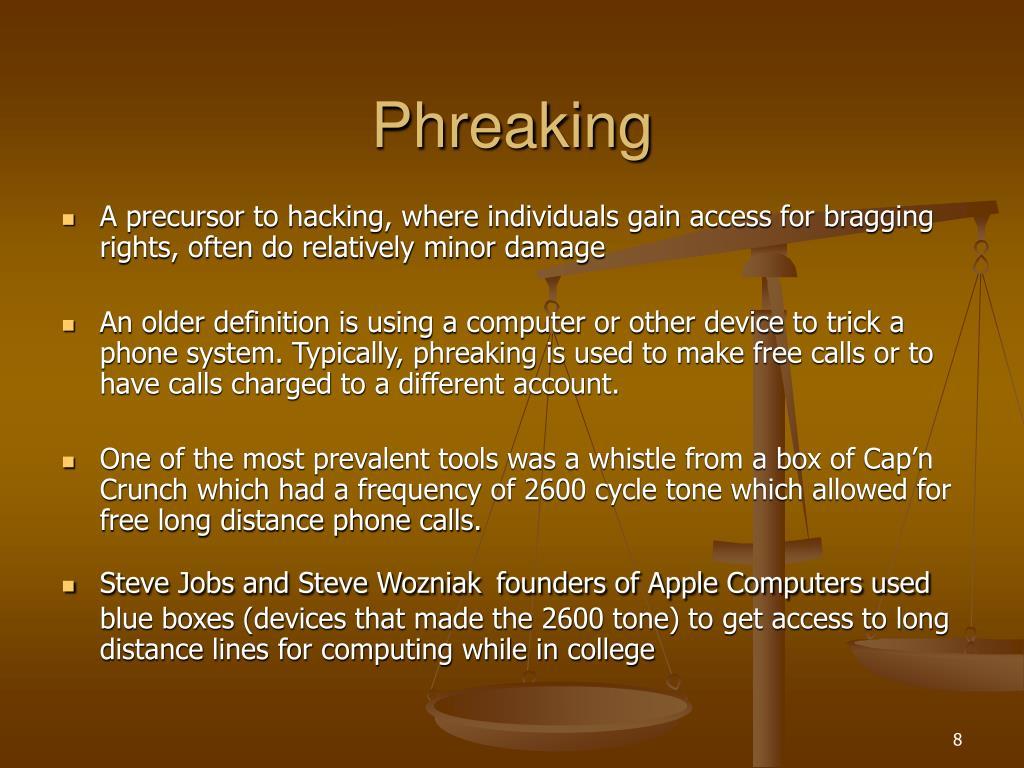Phreaking