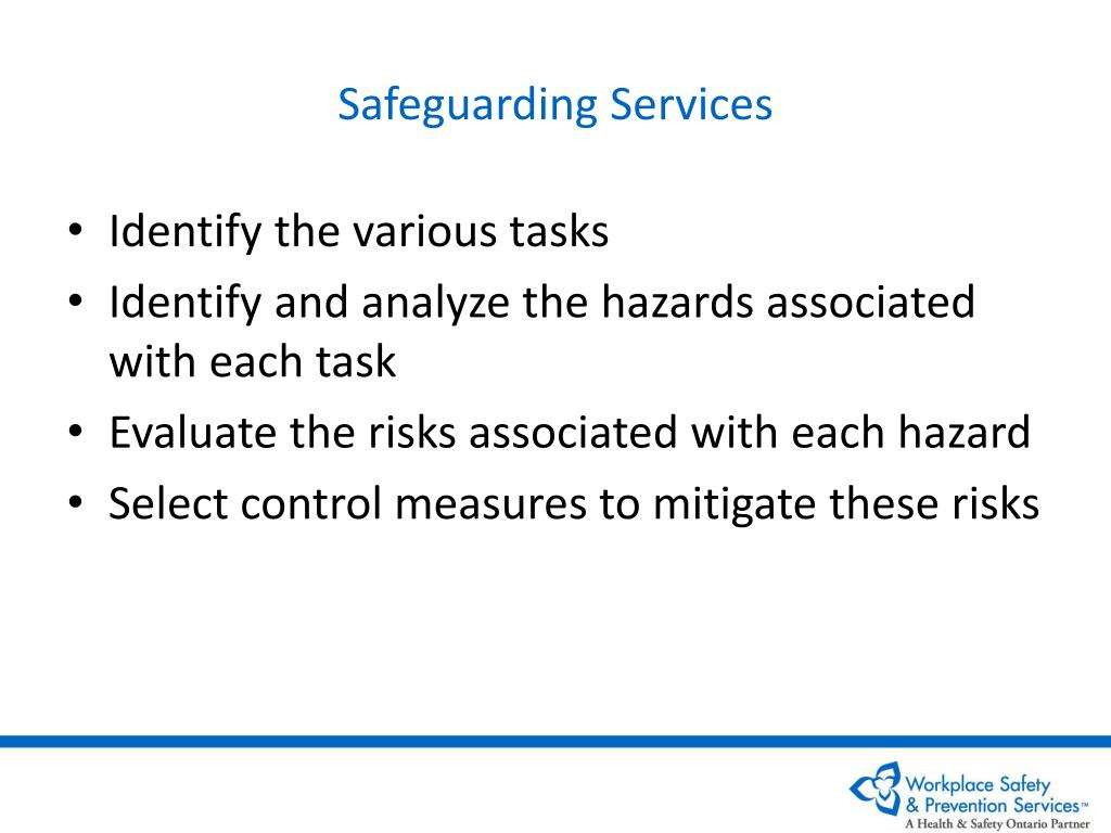 Safeguarding Services