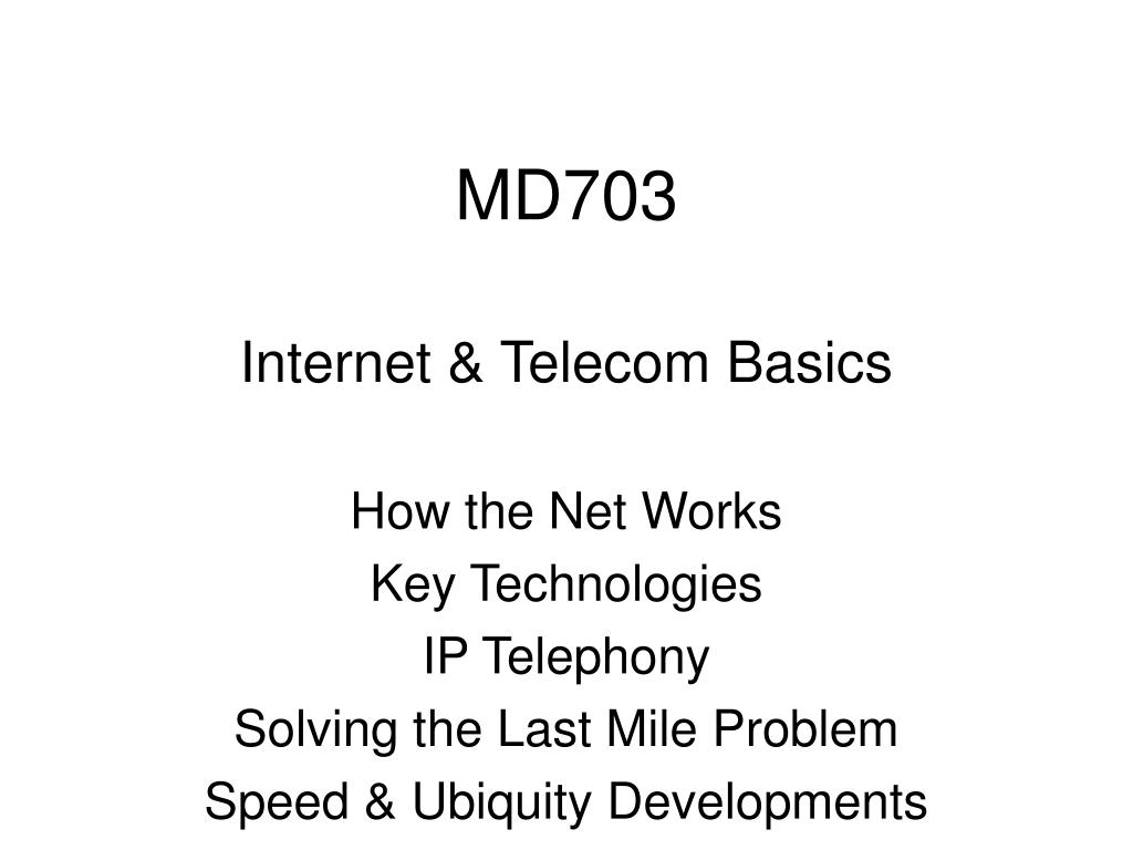 MD703