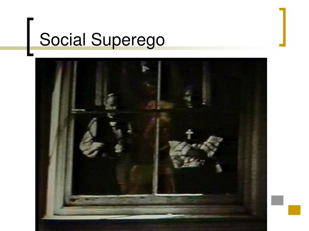 Social Superego