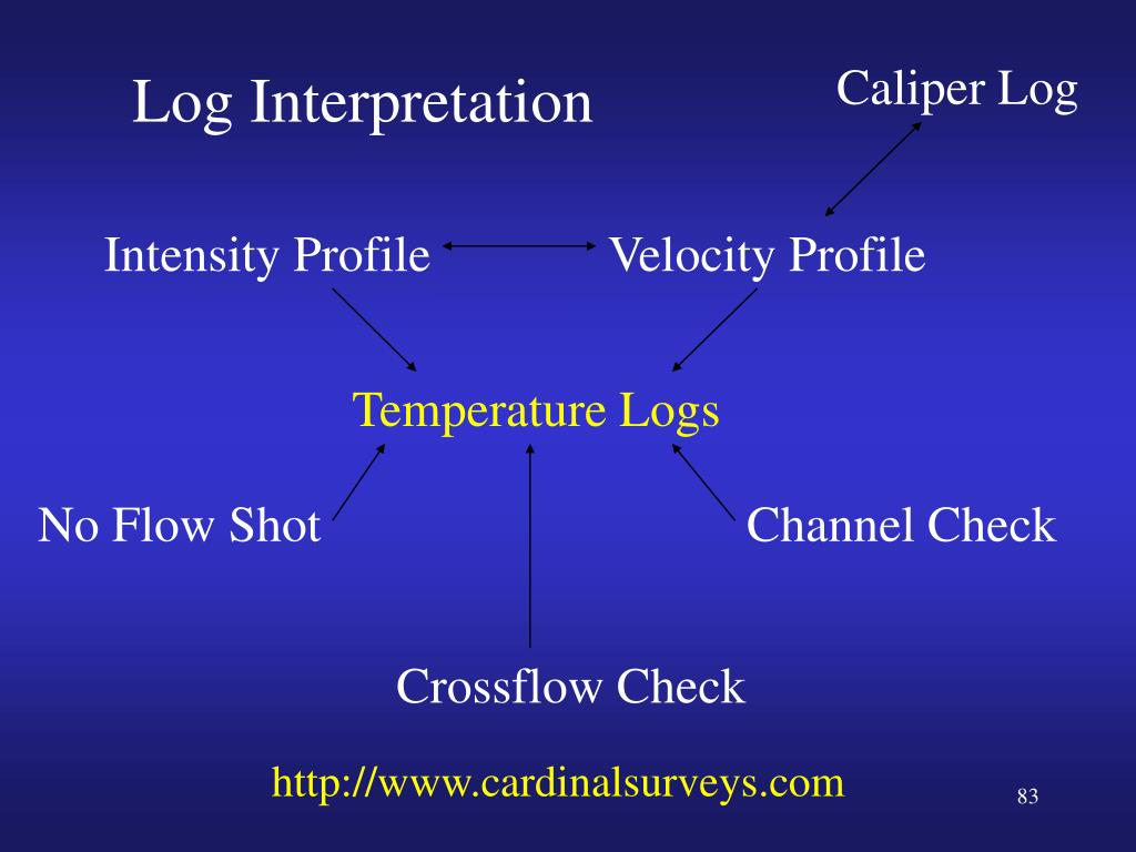 Caliper Log