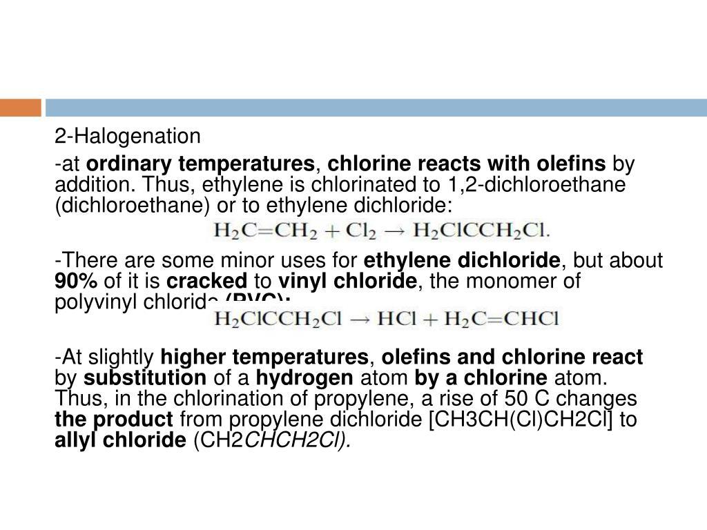 2-Halogenation
