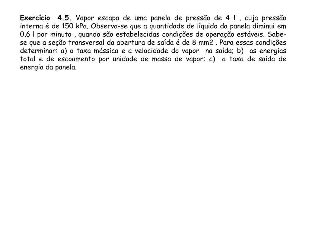 Exercício  4.5.