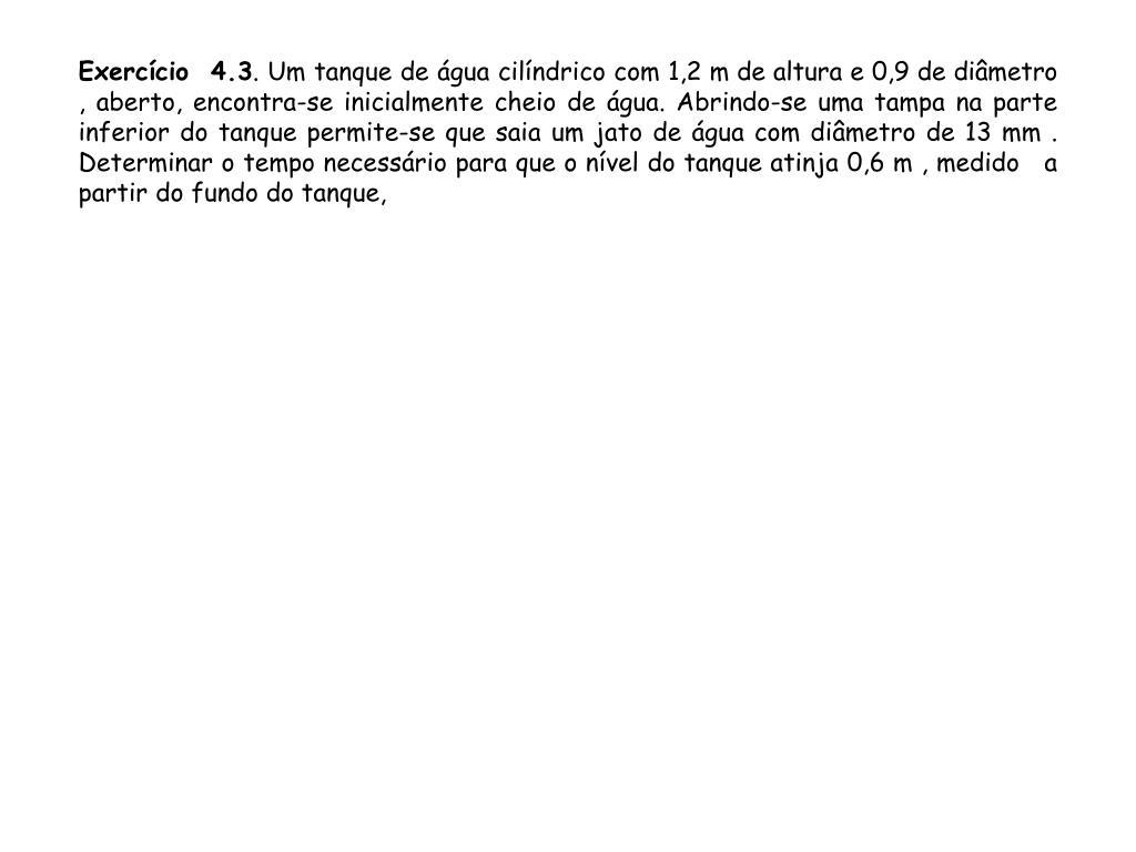 Exercício  4.3