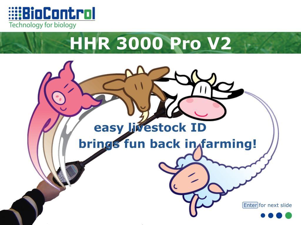 easy livestock ID