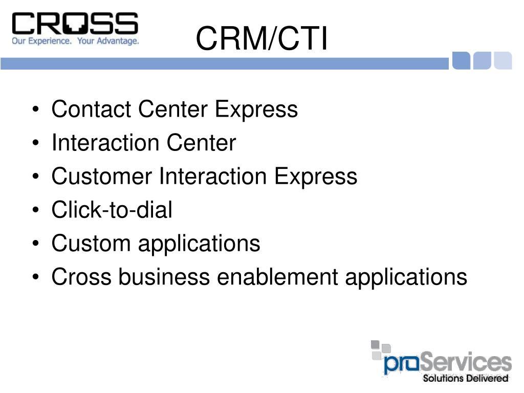 Contact Center Express