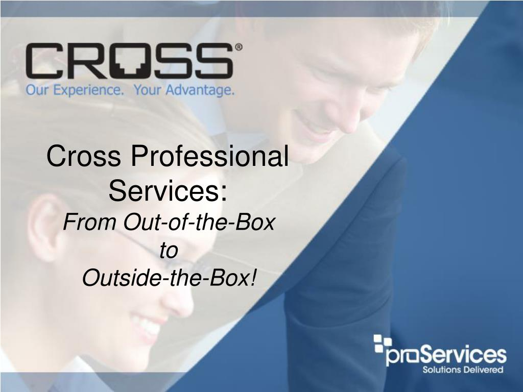 Cross Professional Services: