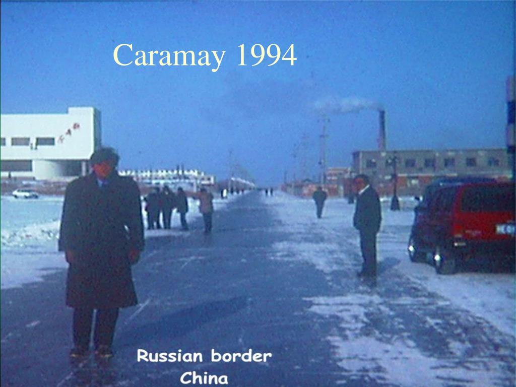 Caramay 1994