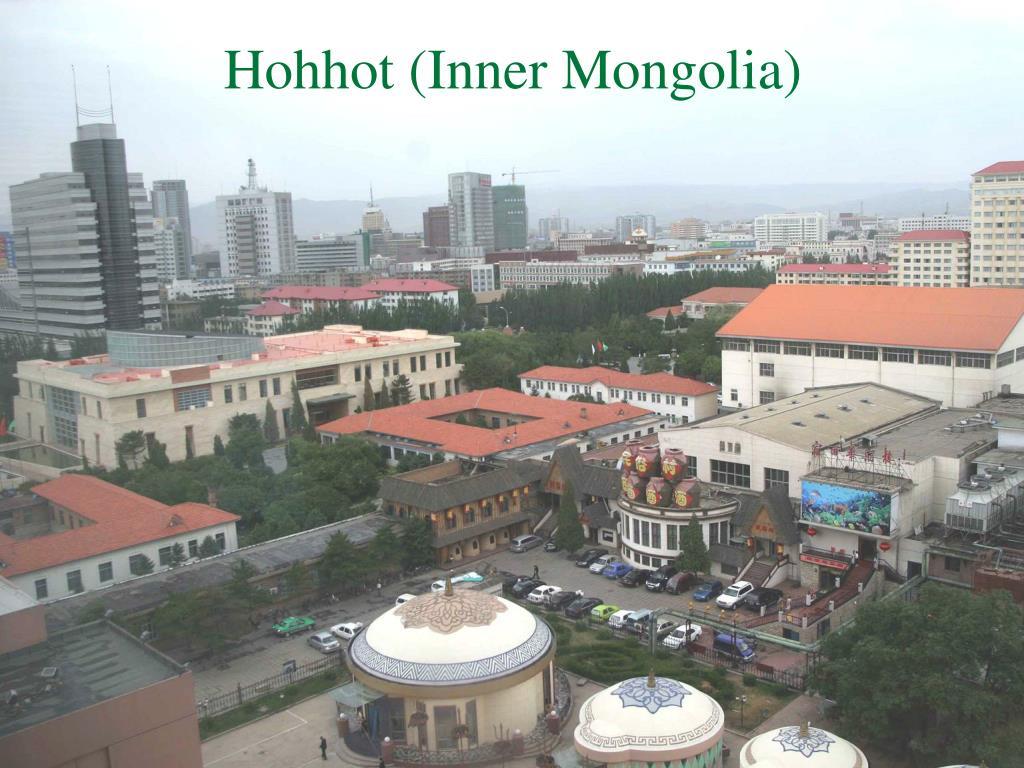 Hohhot (Inner Mongolia)