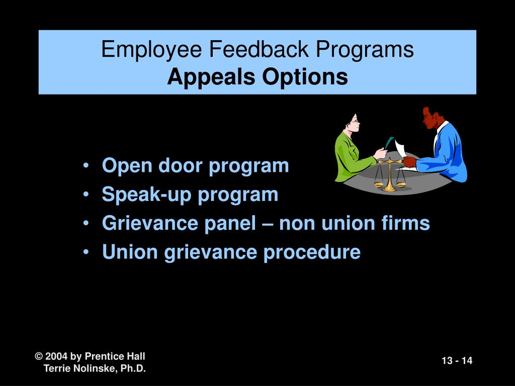 Employee Feedback Programs