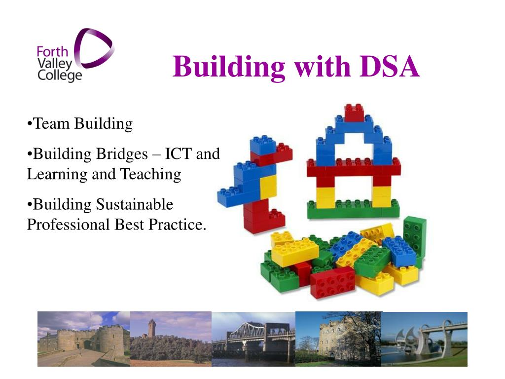 Building with DSA