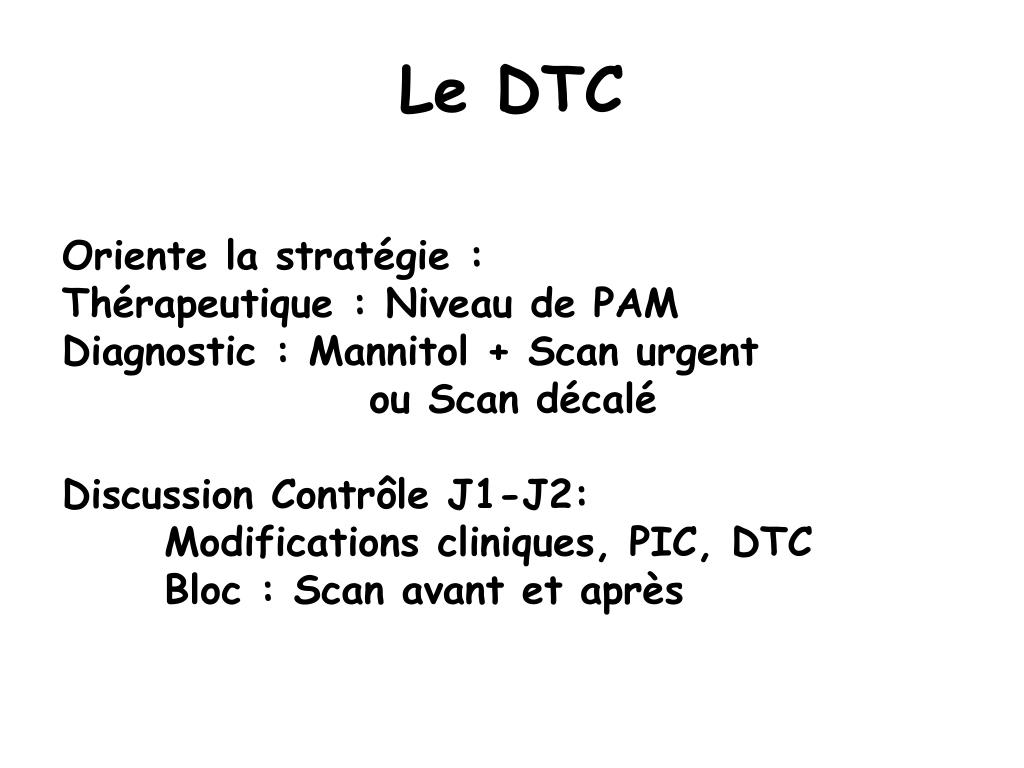Le DTC