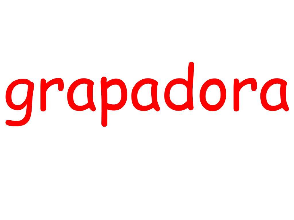 grapadora