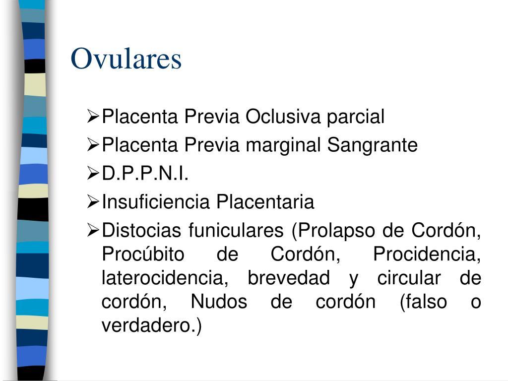 Ovulares