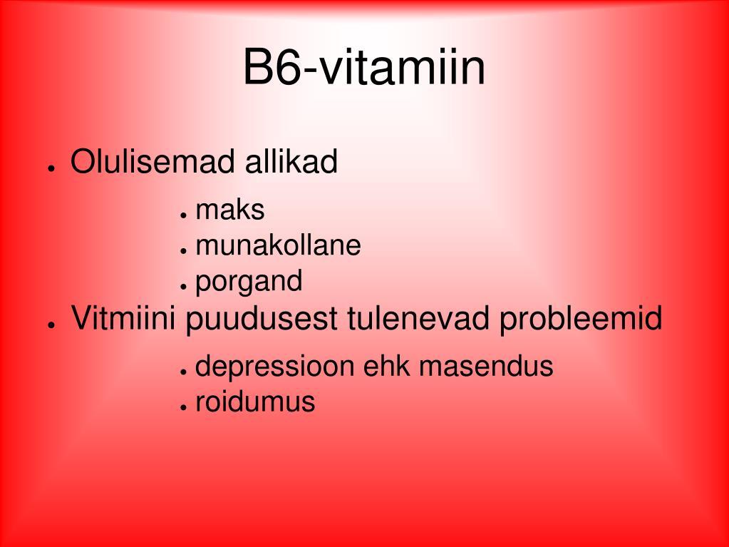 B6-vitamiin