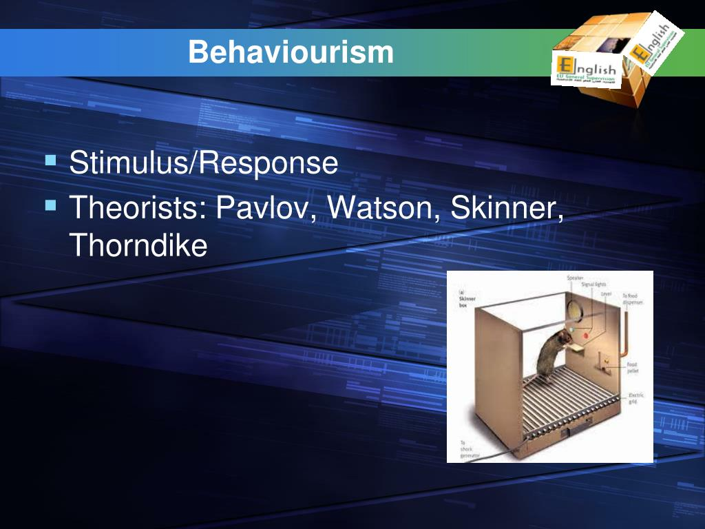 Behaviourism