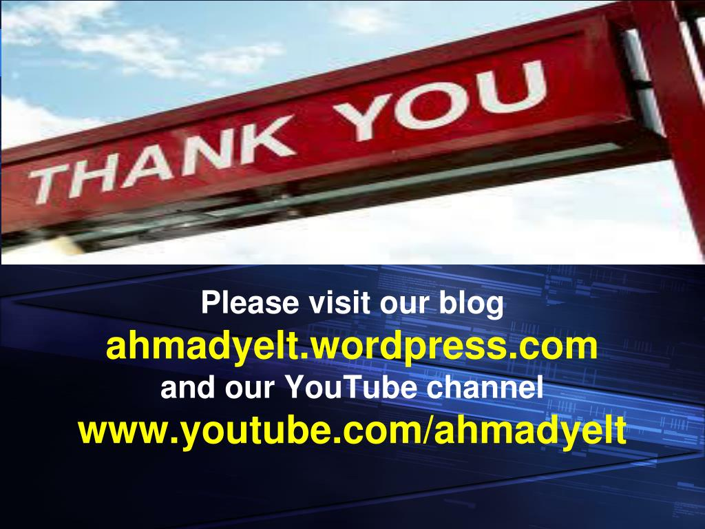 Please visit our blog
