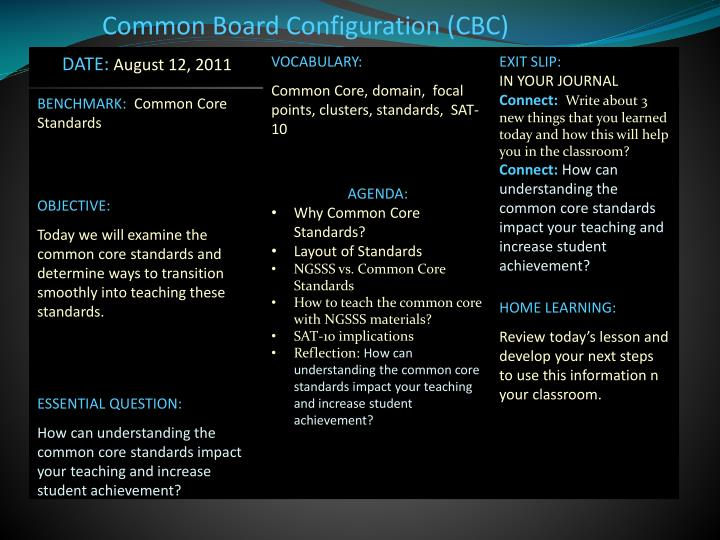 Common board configuration cbc l.jpg