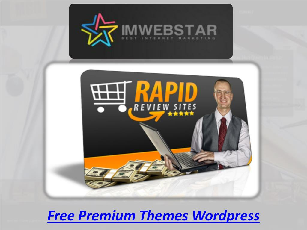 Free Premium Themes Wordpress
