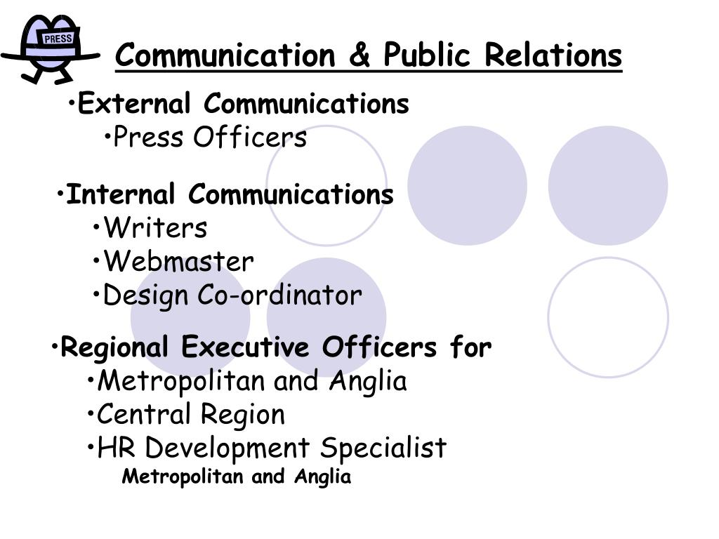 Communication & Public Relations
