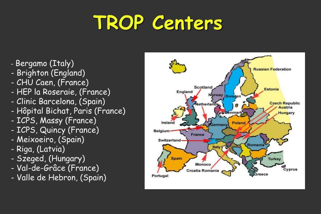 TROP Centers
