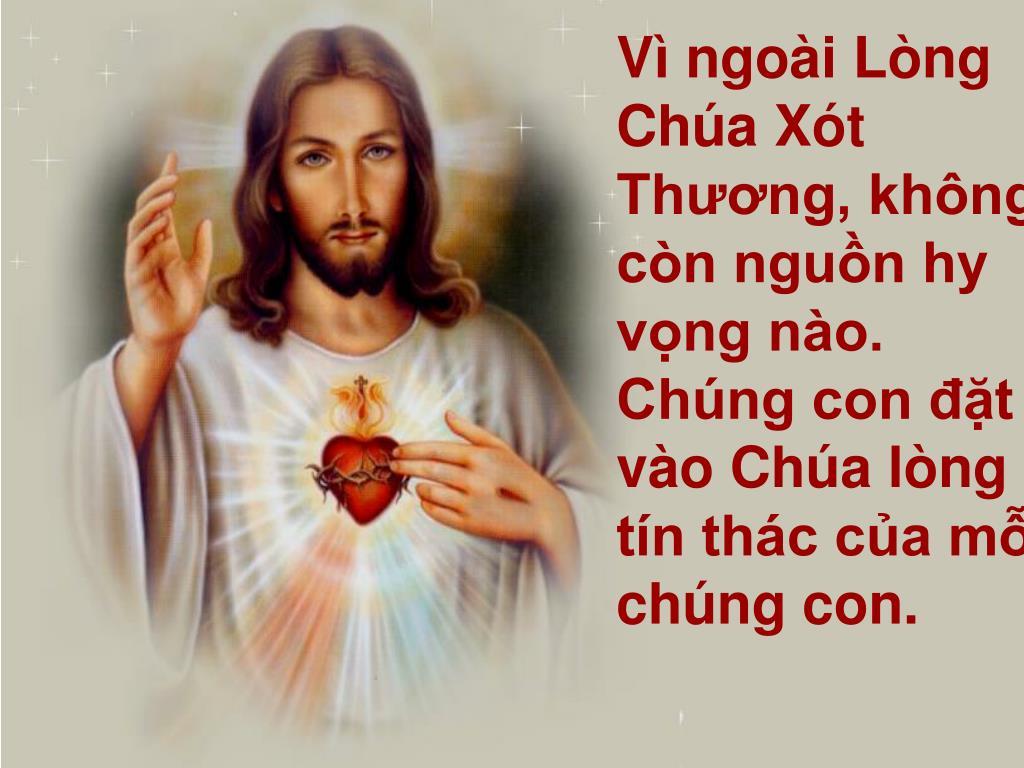 Vì ngoài Lòng Chúa Xót Thương, không còn nguồn hy vọng nào. Chúng con đặt vào Chúa lòng tín thác của mỗi chúng con.